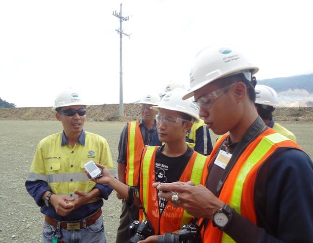 Fitrah Jaya Kurniawan, Senior Specialist Environmental Reclamation PTNNT