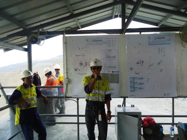 Budianto, Senior Specialist Mining Compliance PTNNT