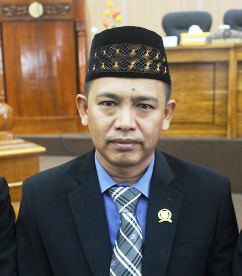 Salman AlFarizi, Anggota Komisi II DPRD Sumbawa