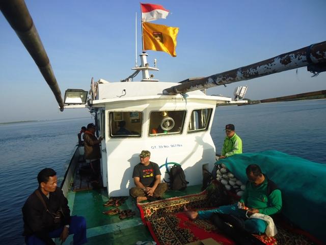 Ekspedisi bahari hari kedua 1