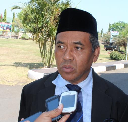 Kadistamben Kabupaten Sumbawa, Ir H Syirajuddin