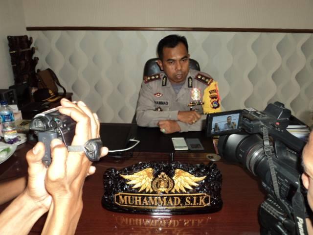 Kapolres Sumbawa, AKBP Muhammad SIK