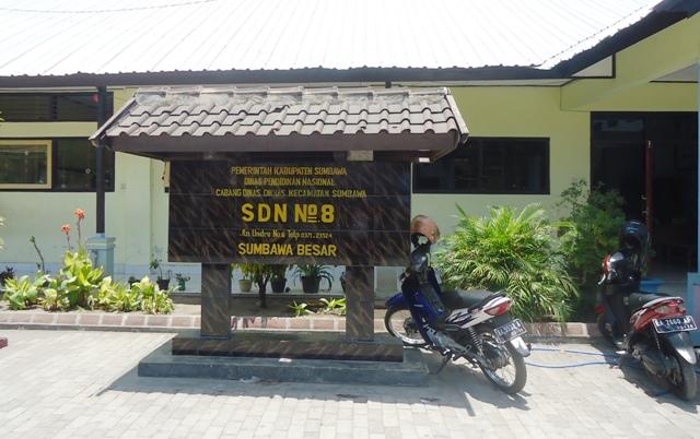 SDN 8 Sumbawa Besar