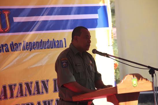 Kepala BKBPP Sumbawa, Ir A Yani