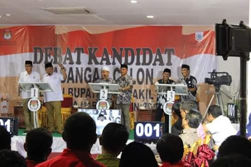 Debat Kandidat KSB 2