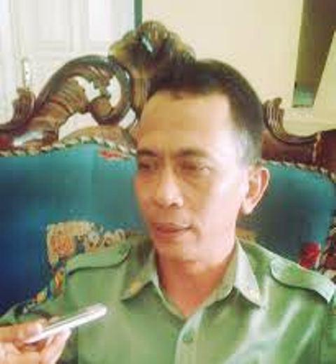 Kepala DKPP Sumbawa Barat,  Ir H Abbas M.Si