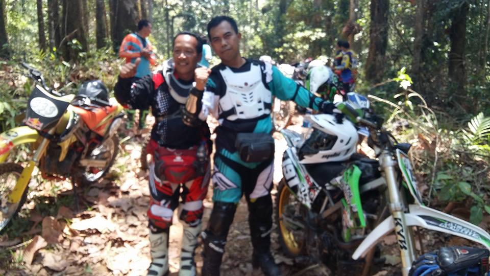 Kapolres Sumbawa, AKBP Muhammad SIK bersama tim di Matemega, Marente Alas.