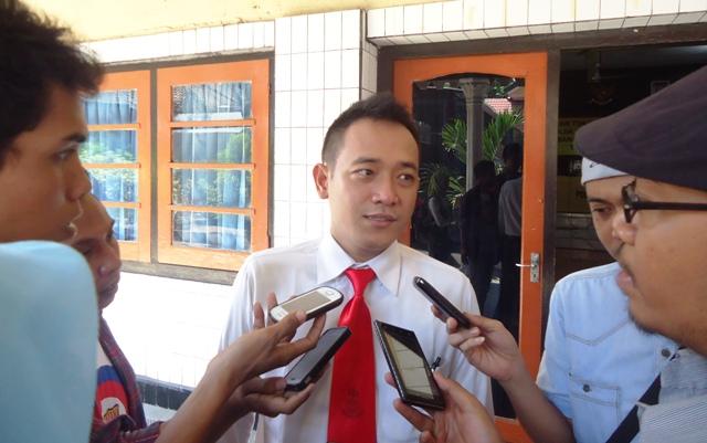 Kasat Reskrim Polres Sumbawa, IPTU Tri Prasetiyo