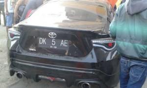 Kecelakaan mobil 2