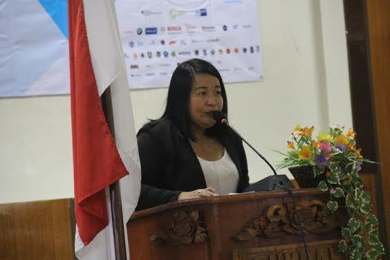 Project Koordinator SFF, Elizabeth Sugiharto
