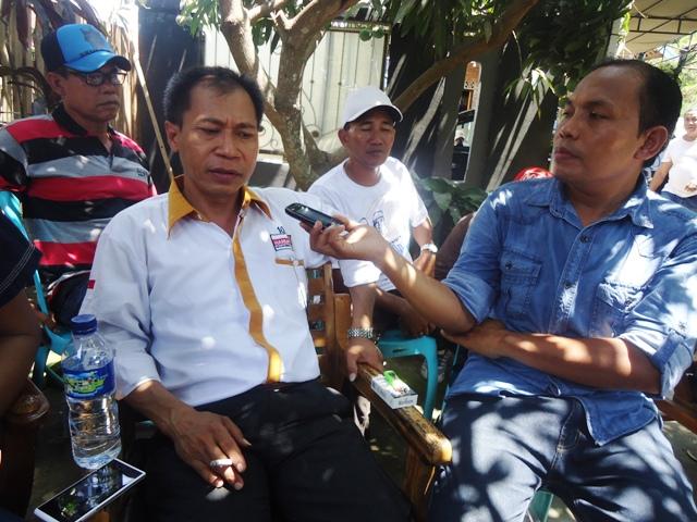 H Ilham Mustami S.Ag--Koordinator SAAT JAYA wilayah timur