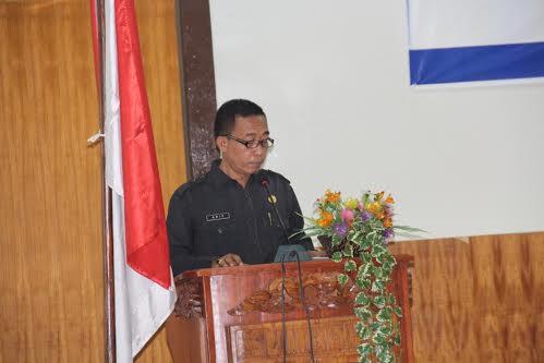 Kepala Bakesbangpoldagri Sumbawa, Drs Arief M.Si