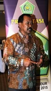 Bupati JM Presentasi Islam