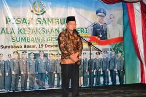 Bupati KSB Abdul Hakim