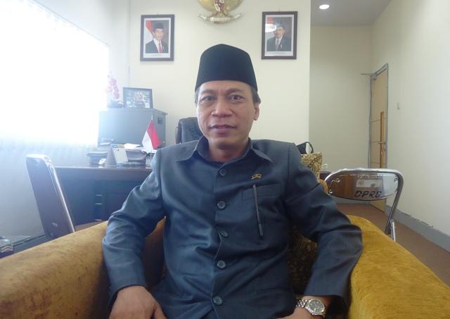 Wakil Ketua DPRD Sumbawa, H Ilham Mustami S.Ag