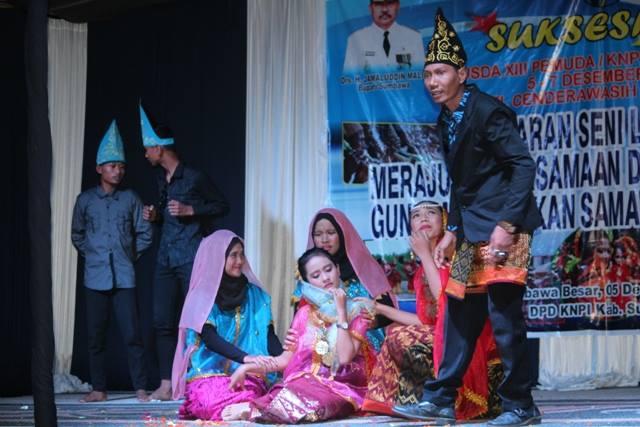 Operet Budaya ''Tanjung Menangis''