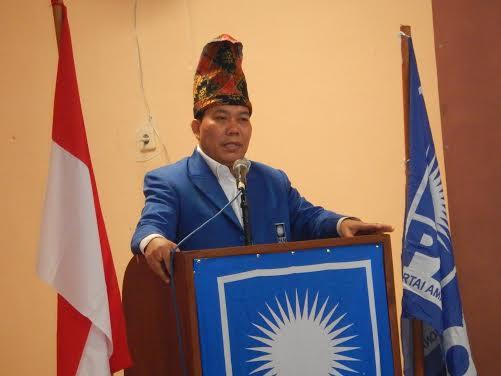 Ketua DPW PAN NTB, Muazzim Akbar