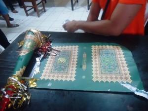 Terompet Quran 1