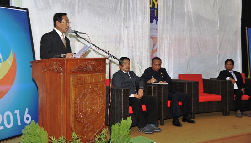 PLT Bupati Sumbawa, Drs H Rasyidi