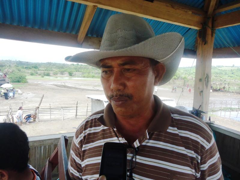 H Ahmad, Ketua Panitia Pacuan Kuda Angin Laut