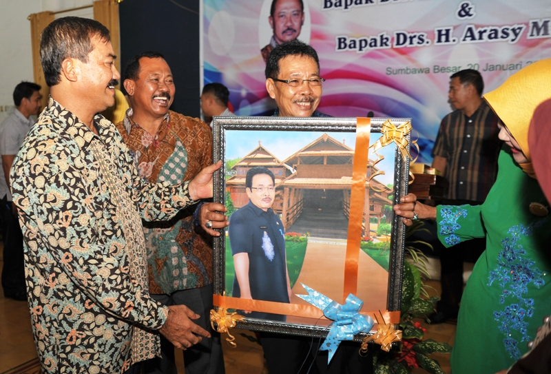 Drs H Arasy Muhkan