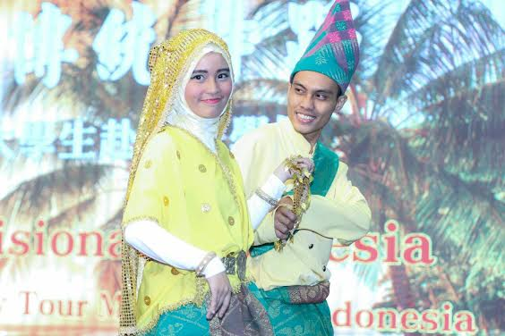 Dani Wijaya dan Siti Amaniati