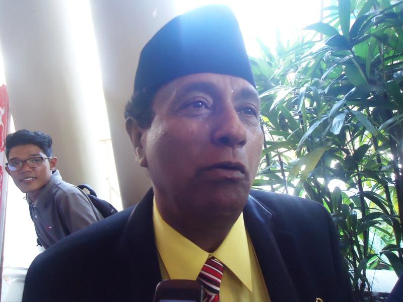 Drs H Arahman Alamudy SH M.Si Wakil Ketua DPRD Sumbawa