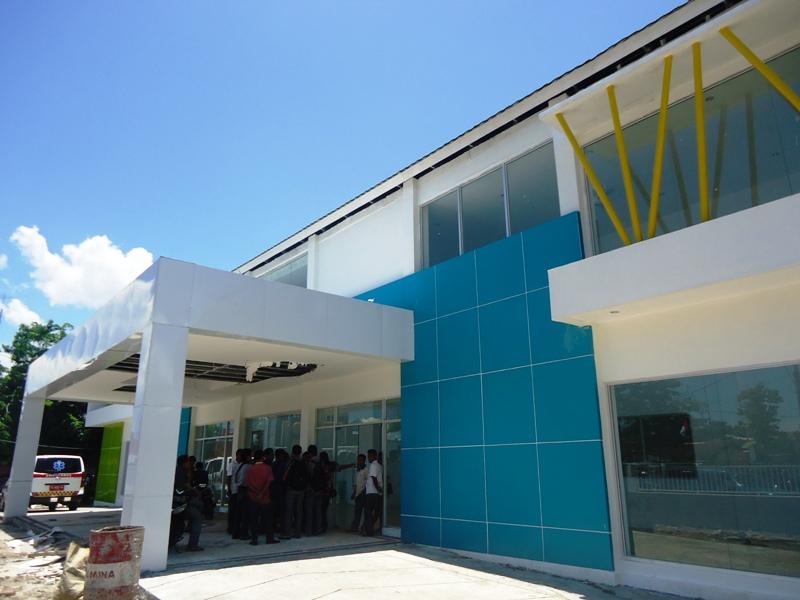 Gedung IGD RSUD Sumbawa