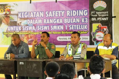 Safety Riding Pelajar 1