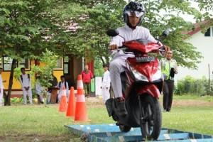 Safety Riding Pelajar 2