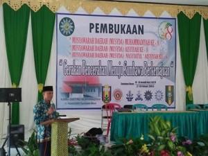 Ustad Faisal Ketua Muhammadiyah