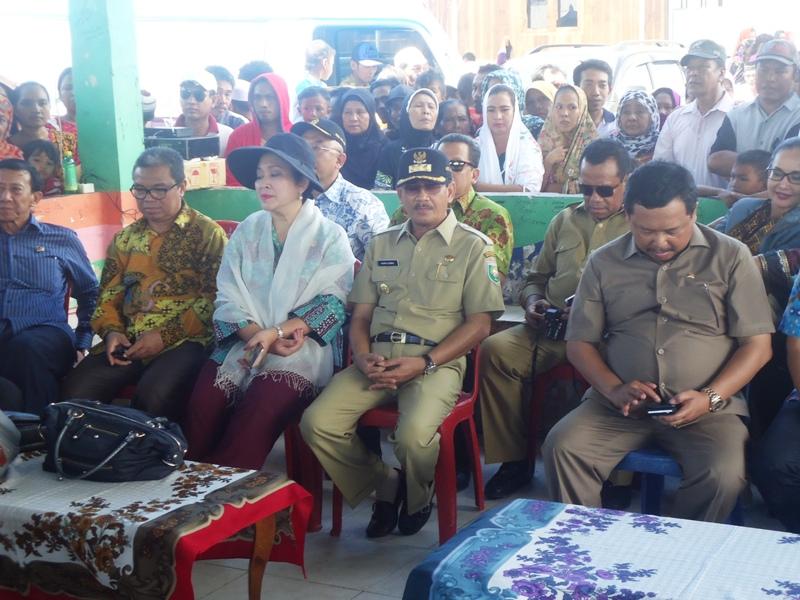Bupati Sumbawa dan rombongan Komisi IV DPR RI