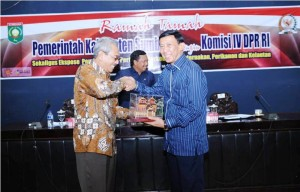 DPR Ramah Tamah 1
