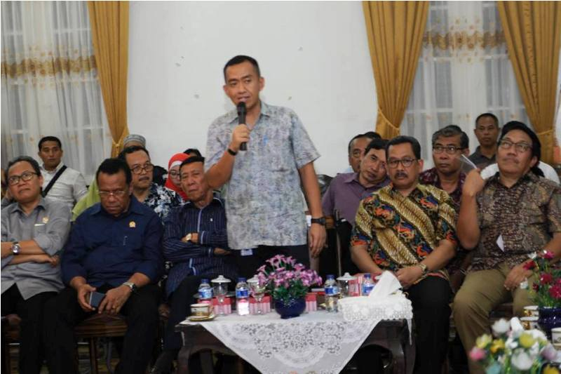 DPR Ramah Tamah