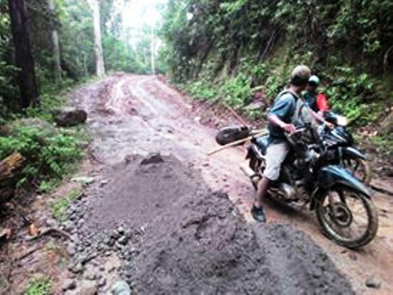 Jalan Tepal, Batu Lanteh