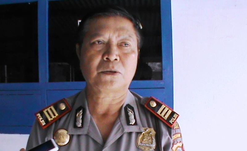Kasat Binmas Polres Sumbawa, AKP I MD Wirana
