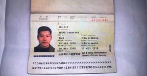 WNA Deportasi