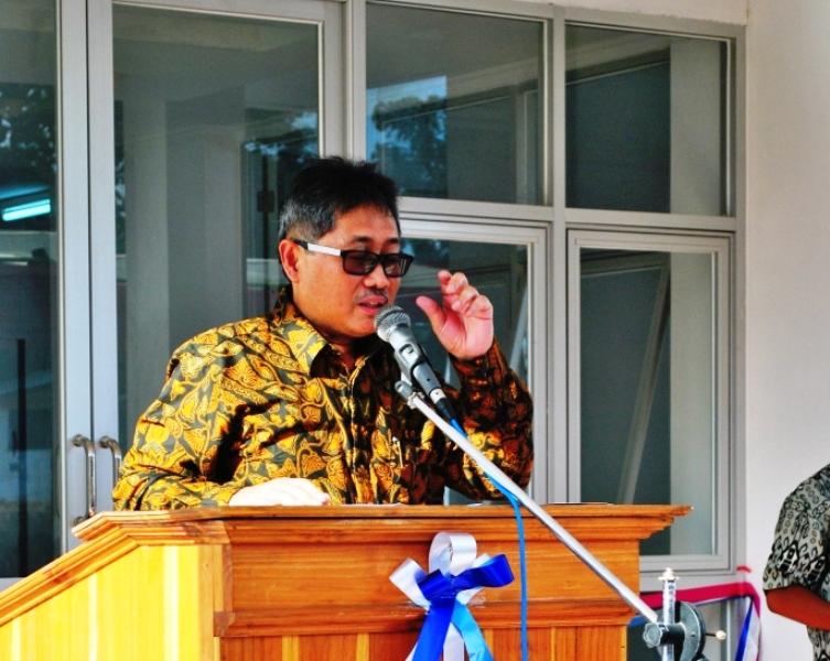 Dirjen Penyediaan Perumahan Kementerian Pekerjaan Umum dan Perumahan Rakyat (PUPR) RI, Syarif Burhanuddin