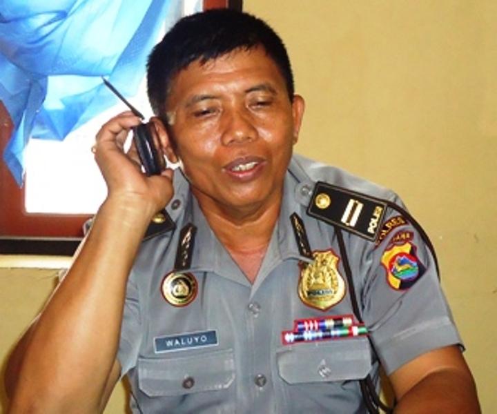 IPTU Waluyo, Kasubag Humas Polres Sumbawa