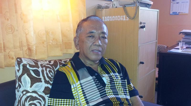 Kadis Kehutanan Sumbawa, Ir H Ibrahim M.Si