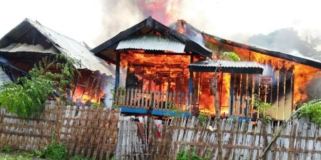 Kebakaran Alas HL