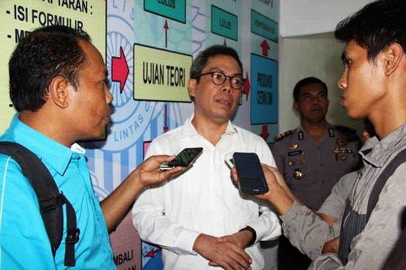Ketua Ombudsman NTB, Adhar Hakim SH MH