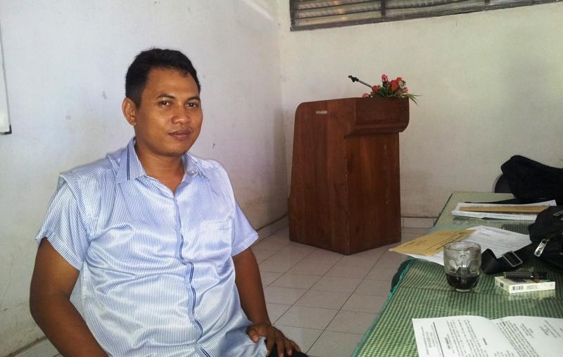 Bahrul Helmi SH--PPNS Dishut Provinsi NTB