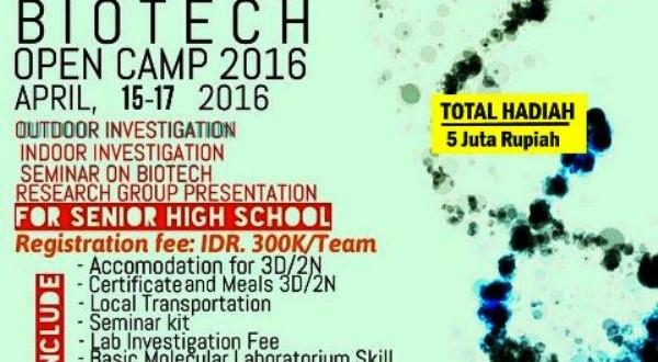Poster Biotech