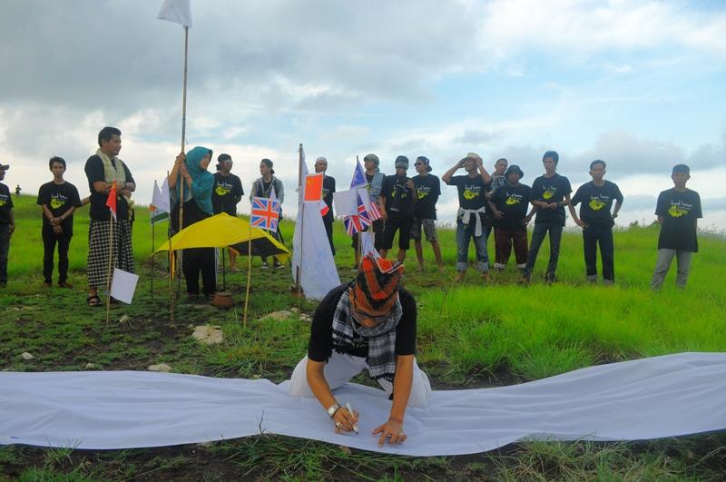 Ritual Tambora 1