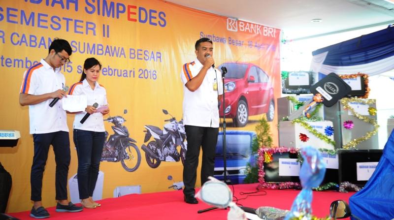 Kacab BRI Sumbawa, Anis Abdul Hakim