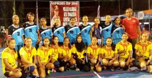Volly Kapolres Cup 2