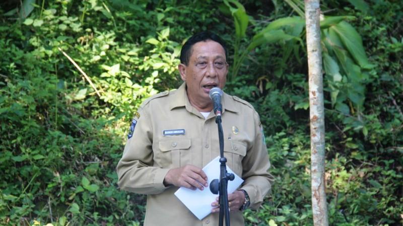 Wabup Sumbawa, Drs H Mahmud Abdullah