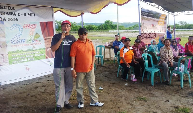 Doktor Zul dan Kamaluddin ST M.Si
