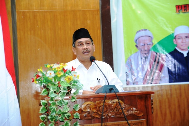 Bupati Sumbawa, HM HUsni Djibril B.Sc